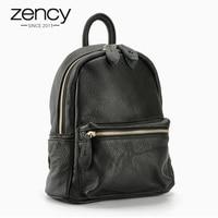 2016 New Vintage Designer 100 Genuine Leather Backpack Women Female Mochila Famouse Brand Schoolbag Ladies Laptop