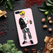 Naruto Soft Silicone Phone Case Shell For iPhone