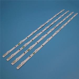 Image 4 - LED Array Bars For Samsung UE32J5500AK D4GE 320DC1 R1 D4GE 320DC1 R2 R3 2014SVS32FHD TV LED Backlight Strip Matrix Lamps Bands