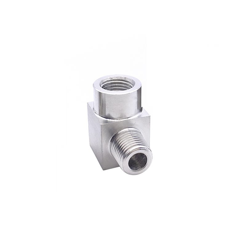Right Angle 3//8BSP Male to Female Elbow Connector Coupler Fitting Adapter 2PCS