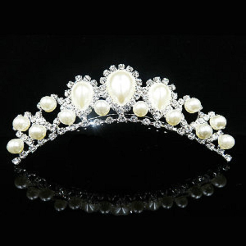 HTB119IpMVXXXXaAXXXXq6xXFXXXR Majestic Prom Pageant Wedding Bride Bridesmaid Jewelry Comb Tiara - 13 Styles