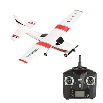 Original Wltoys F949 2.4G 3Ch RC Airplane Fixed Wing Plane Remote Control Plane 200m Long Distance Fly Kids Toys