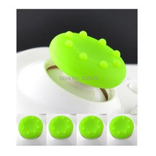 500pcs Soft Skid-Proof Silicone Thumbsticks cap Thumb stick caps Joystick Grips cover for PS3/PS4/XBOX ONE/XBOX 360 controllers(China)