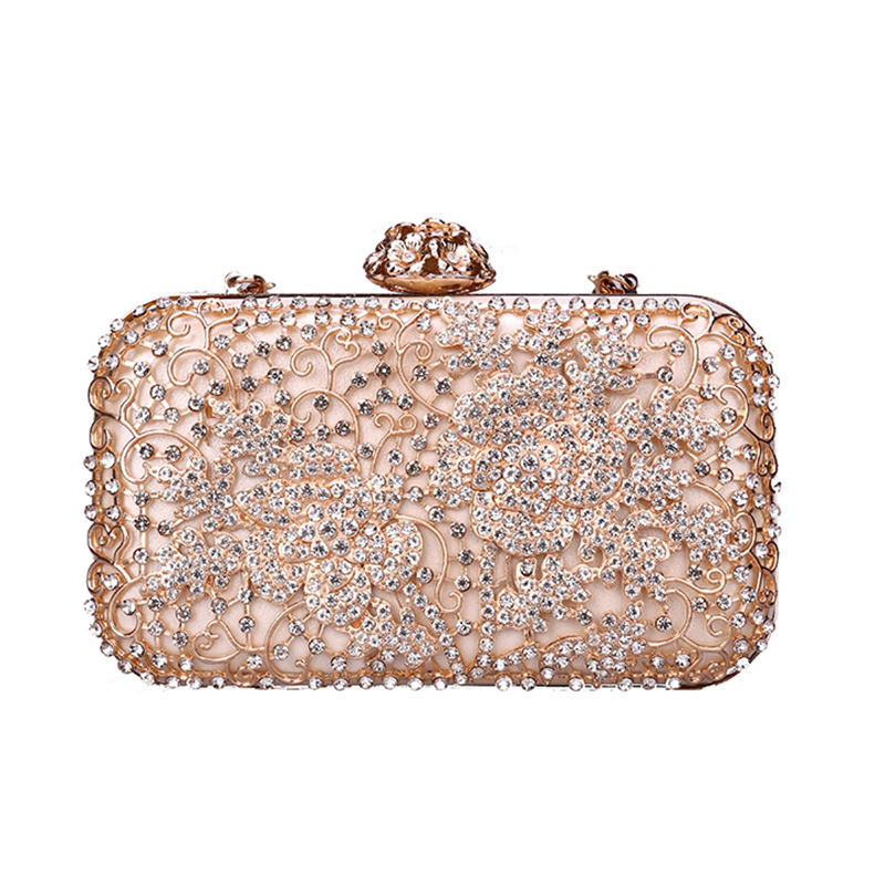 Pinksugao evening bag women evening bags party handbag crossbody bags for women diamond clutch beach bag