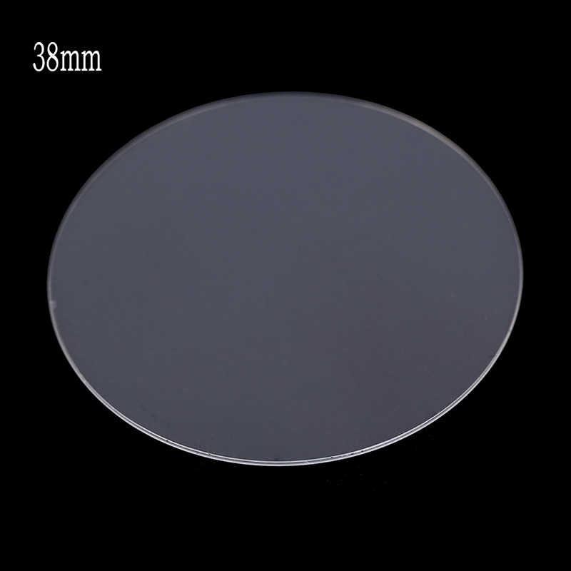 אוניברסלי עגול מזג זכוכית מגן סרט מסך מגן כיסוי עבור LG MOTO Xiaomi חכם שעון