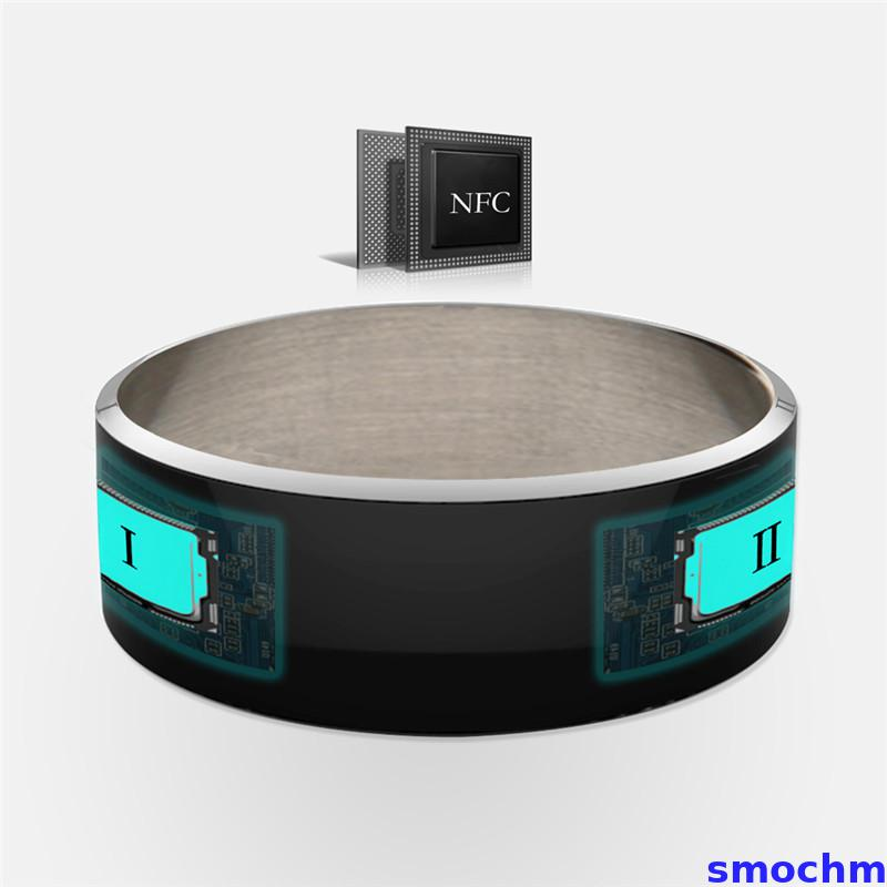 SMOCHM Jakcom R3F Smart Ring Waterproof High Speed NFC Electronics Phone With Android Wp Phones Small Magic Ring