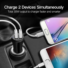 Ugreen QC3.0 Dual USB Car Charger