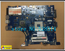 original LA-5371P laptop motherboards For lenovo Y550 Y550P motherboard PM55 N10P-GS-A2 DDR3 Non-Integrated 100% Test ok