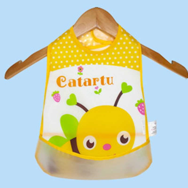 CHUYA детские нагрудники для мальчиков и девочек тканые Слюнявчики нагрудники для малышей Bebes детские непромокаемые нагрудники банданы babero con mangas largas