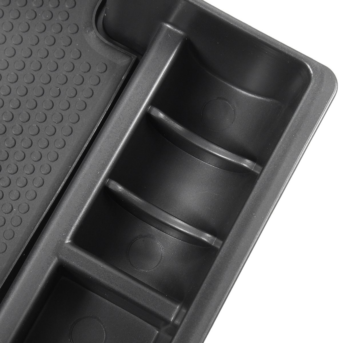 Black Car Armrest Container Central Storage Pallet Box Case For Mitsubishi Outlander 2013 2014 2015 2016 Stowing Tidying