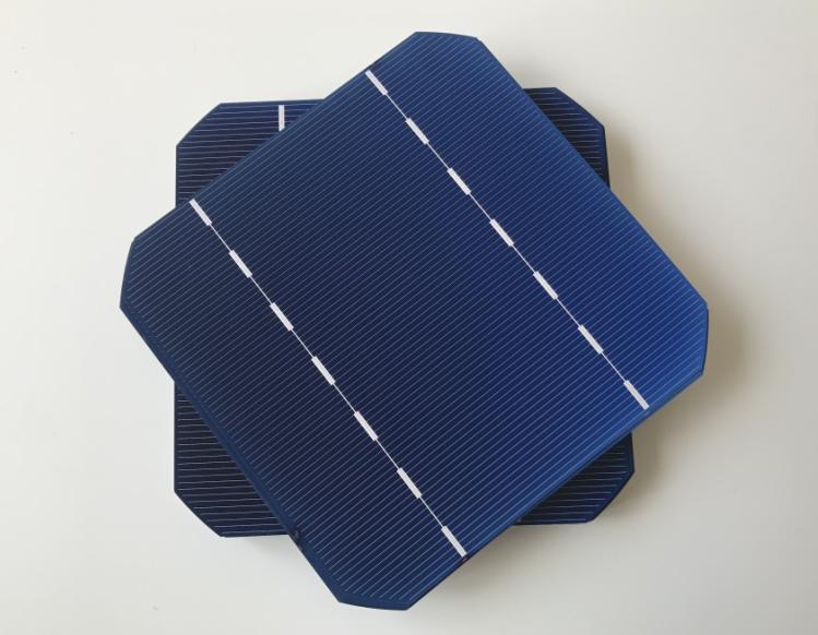 MSL SOLAR Monocrystalline solar cell 125mm*125mm 17.5% Efficiency 2.7W Grade A.5*5 Solar cell 100pcs/Lot DIY 270W Solar panel