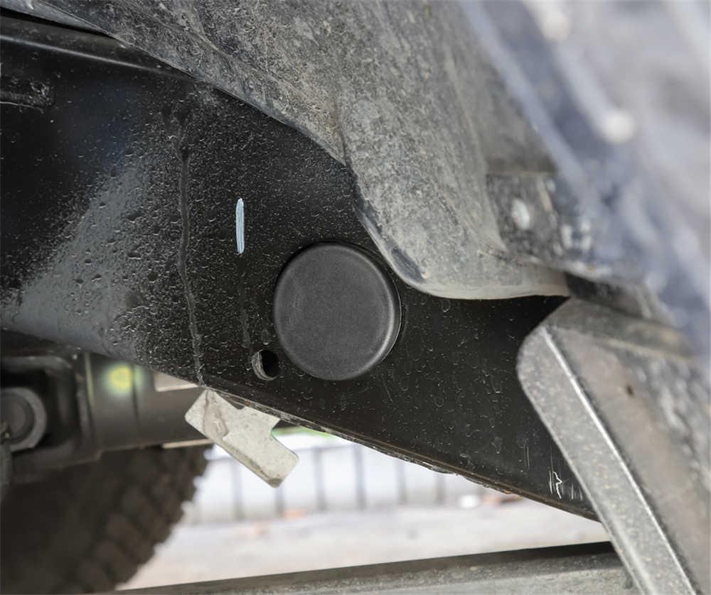 medium resolution of  exterior floor drain plugs rubber hole for jeep wrangler jl 2018 black removable waterproof plug