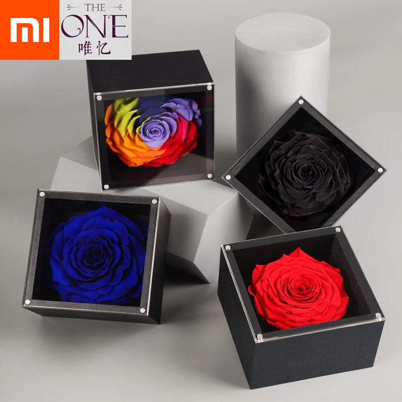 Xiaomi Mijia The One Love Life Eternal Rose Gift Box Presents Surprise Romance For Lover on