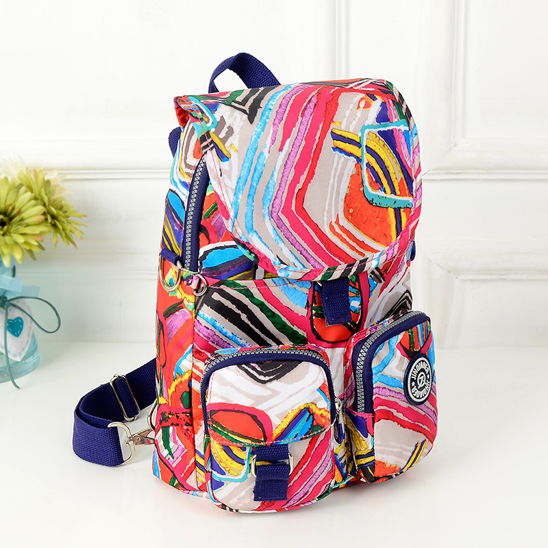 2017 Women Backpack High Quality Waterproof Nylon Backpacks For Teenage Girls Women s Backpacks