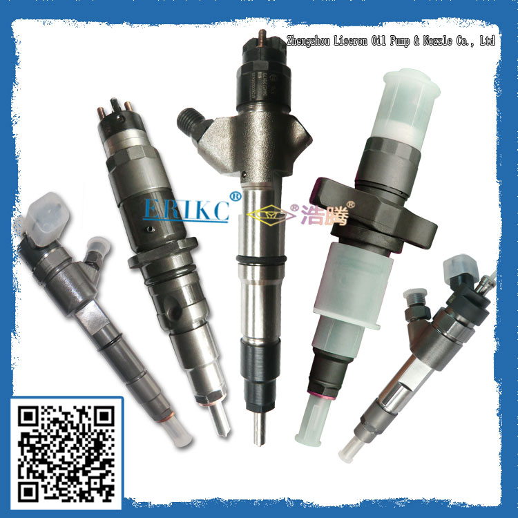 ERIKC Injector Assy 0445120182 Original Common Rail Injector 0445 120 182 for Dong Feng 4CYL.H EHQ200|injector injector|injector connector|  - title=