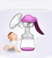 Manual breast pump Big suction Maternal supplies Milking Machine Breast drawing and Breast feeding Massage
