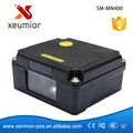 USB 1D Laser Barcode Scanner Module Mini Portable Laser Embedded barcode scanners SM-MN400