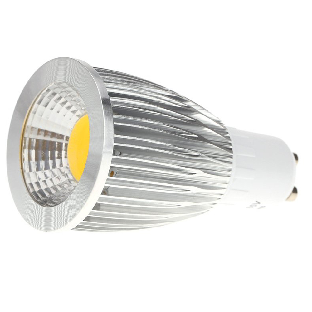 GU10 9W COB LED Bulb Light Energy Saving High Performance Bulb Lamp 85 - 265V Warm White