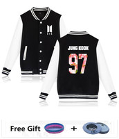 Bts Space Baseball Jacket Autumn Long Sleeve Spring Women Freeshipping Women Kpop Bigbang
