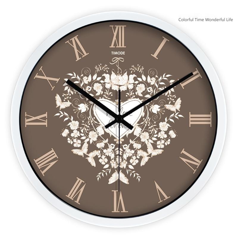 achetez en gros r tro en m tal horloge murale en ligne des grossistes r tro en m tal horloge. Black Bedroom Furniture Sets. Home Design Ideas