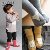 KACAKID hiver chaud enfants chaussettes mignon motif Animal enfants garçons fille bébé enfants chaussettes coton chaud bébé enfants chaussettes Ka1097