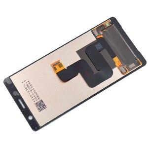 """Image 4 - 100% Được Kiểm Tra 5.0 """"Inch Màn Hình Hiển Thị LCD Bộ Số Hóa Màn Hình Cảm Ứng Cho Sony Xperia XZ2 Nhỏ Gọn Màn Hình LCD Linh Kiện Thay Thế Cho Sony XZ2 Mini Màn Hình LCD"""