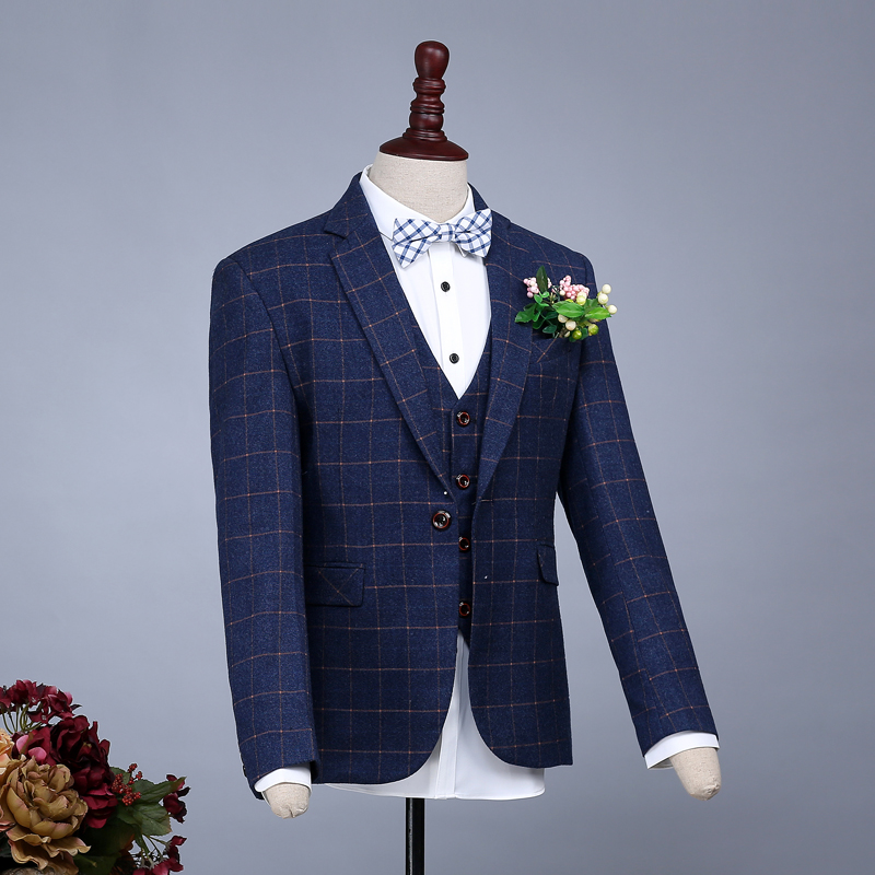 Online Get Cheap Cotton Mens Summer Suits Wedding Groom ...