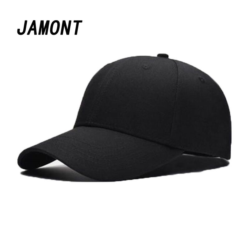 Fashion Men Baseball Cap Blank Hat Solid Color Adjustable Cap Women Casual Cap Hatnapback Couples Cap Hats