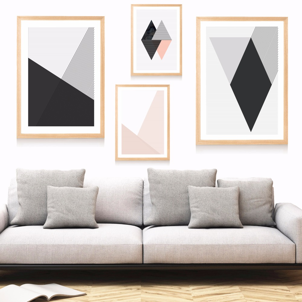 emejing dekorative geometrische muster interieur gallery ...