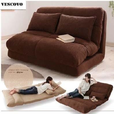 Luxury Folding Sofa Bed Single Tatami Folding Lengthened