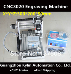 Hot sale mini cnc router 3020 engraving machine 240w spindle motor cnc 3020 engraving drilling and.jpg 250x250