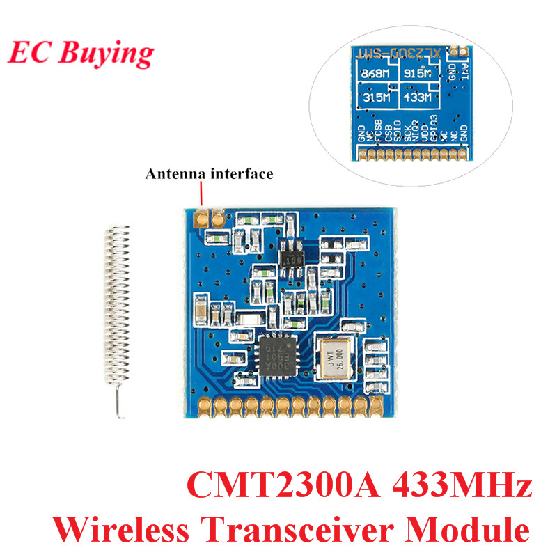 Cheap for all in-house products 433mhz transmitter antenna in FULL HOME