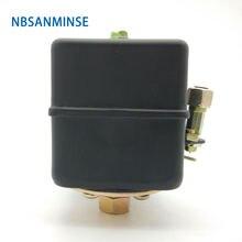 Nbsanminse smf 17 1/4 3/8 npt thread переключатель давления