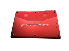 Bottom Case For MSI GS60 MS-16H2 MS-16H21 MS-16H2C WS60 PX60 GS70 GS73 MS-1772D MS-17711 Black  Plastic/Red 772D612Y77 Metal