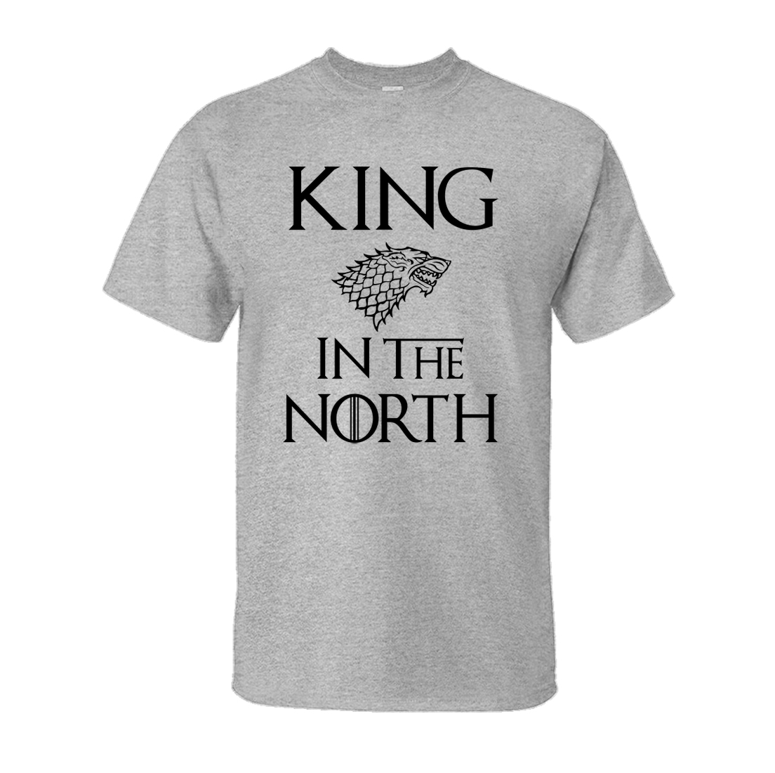 ALI shop ...  ... 33023564968 ... 3 ... Game Of Thrones King In The North T Shirt Men 2019 Summer Funny T-shirts TV Show Short Sleeve Shirt Hip Hop Streetwear BZ0101 ...