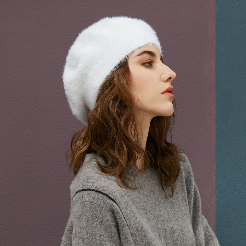 color beret female