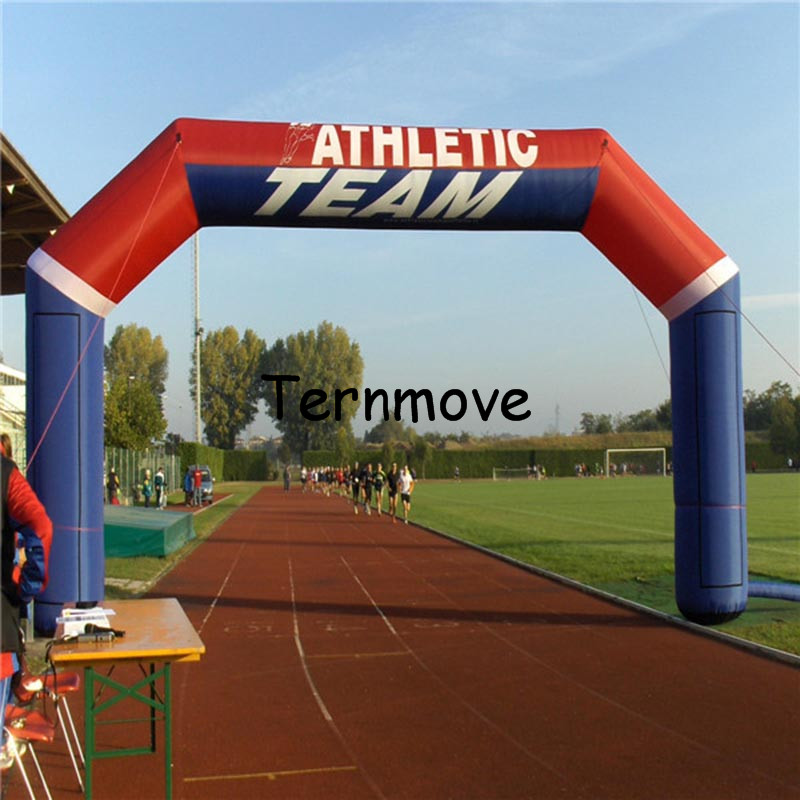 все цены на inflatable race arch tent Finsh line big archway for race events inflatable entrance arch gate door for outdoor big event в интернете