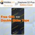 Elephone S2 Plus Battery Cover 100% Original Glass battery Cover Back Case for Elephone S2 Plus 5.5' Smartphone Free Shipping