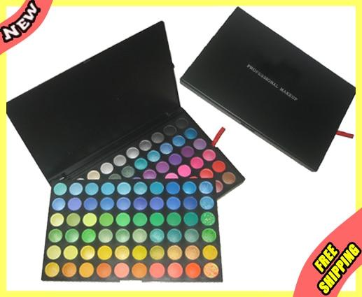Bestselling Beauty Women Pigment 120 Shimmer Eye Shadow Palette Eyeshadow 120 Color Eye Shadow Pallet Full Size Set 1Pcs 1 Pcs