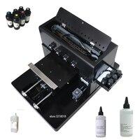 R1390 A3 Размер светодио дный УФ принтер, планшетный принтер 6 цветов для металл/Пластик случае футболки чехол для телефона и пера и т. д. УФ ламп