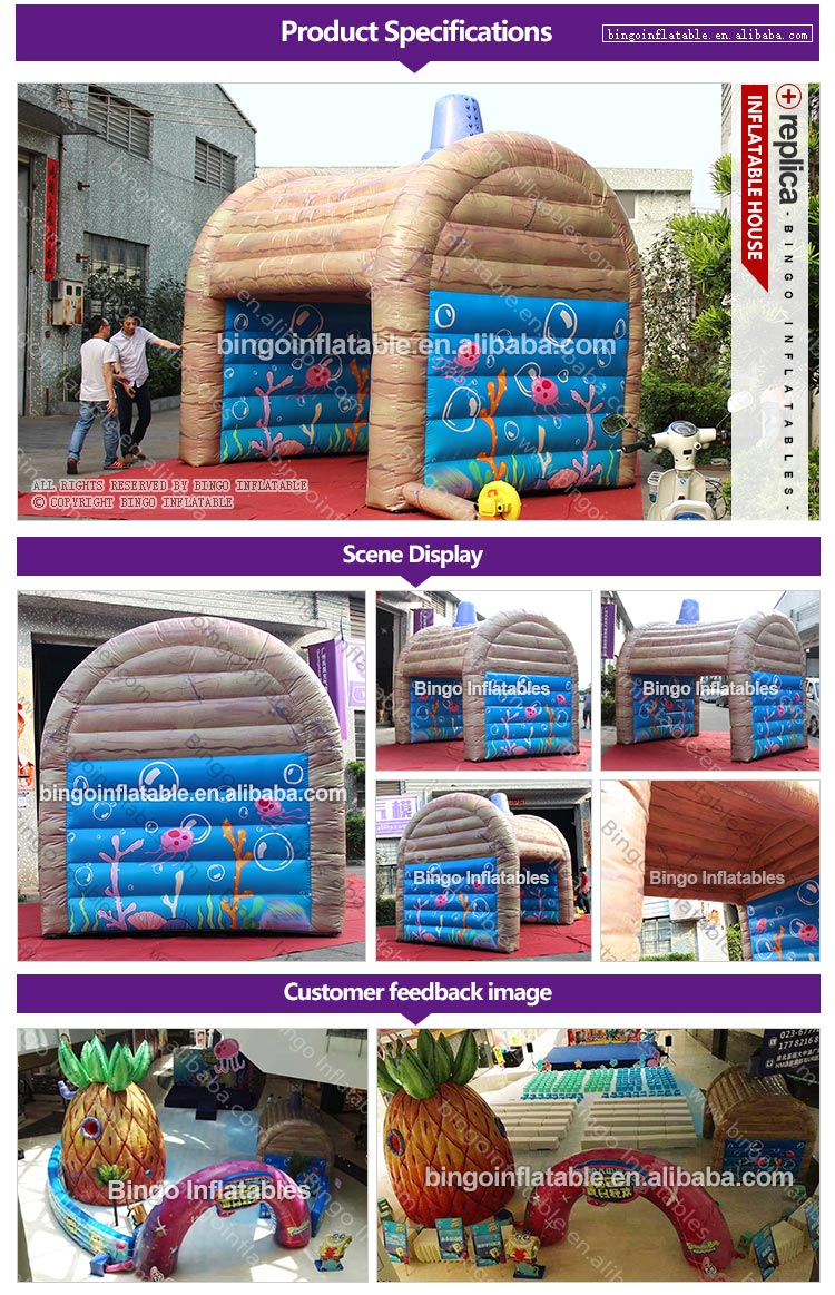BG-T0041-Inflatable-house-bingoinflatables