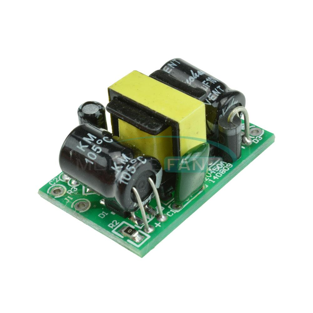 Controlling LM2596 buck-converter with microcontroller