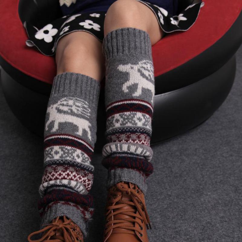 Amazing Boot Leg Warmers Knitting Pattern Adornment Blanket