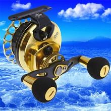 Spinning Fishing Reel G-Ratio4.3:1 Right Left Hand Interchangeable Large Long-range Sea Freshwate  Raft Fishing Reel on Board цена