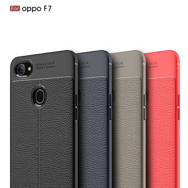 For OPPO F7 Case Soft Silicone Protector Cover Shock Proof Anti Slip TPU Phone Case For OPPO F7 F 7