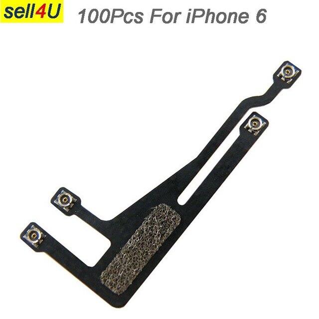 e020c4ec792 100 piezas antena wifi para iphone 6 6G, Grado A + wifi señal Flex Cable