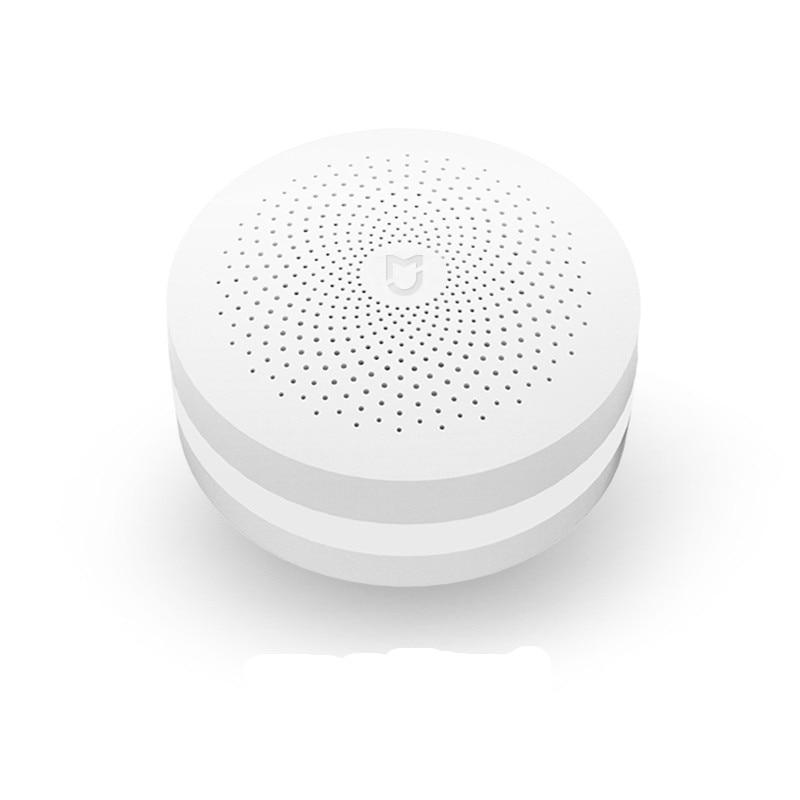 New Xiaomi Aqara Smart Home Kit Mijia Gateway Hub Human Body Sensor Wireless Switch Temperature Humidity Water Leakage Alarm Set