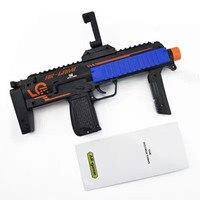 AR Gioco Pistola Giocattolo In Materiale Plastico di Realtà Virtuale Bluetooth 4 Compatibile IOS E Android Mobile Giocatore del Gioco Interattivo Regalo