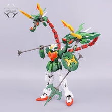 COMIC CLUB instock Super Nova XXXG 01S2 Altron Gundam model kit green color MG 1/100 action figure assembly toy
