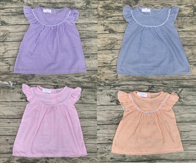 0aa714584f2d Buy girls seersucker dress and get free shipping on AliExpress.com
